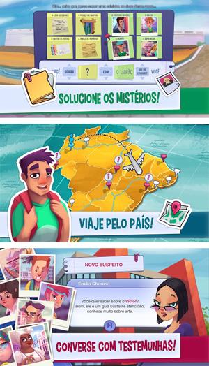 Imagens do game (Divulgação)