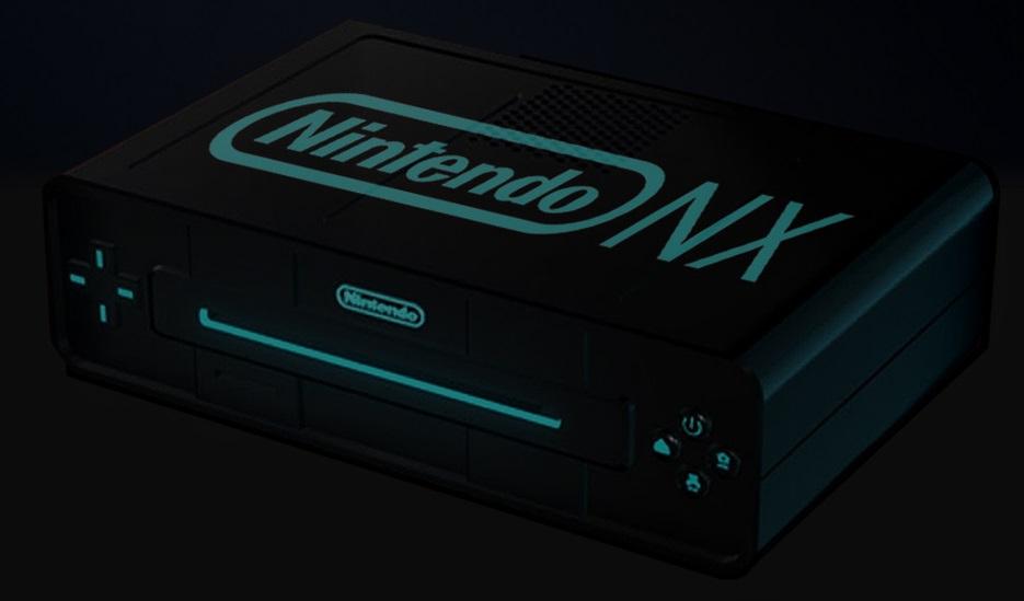 Foto: concept para console Nintendo NX