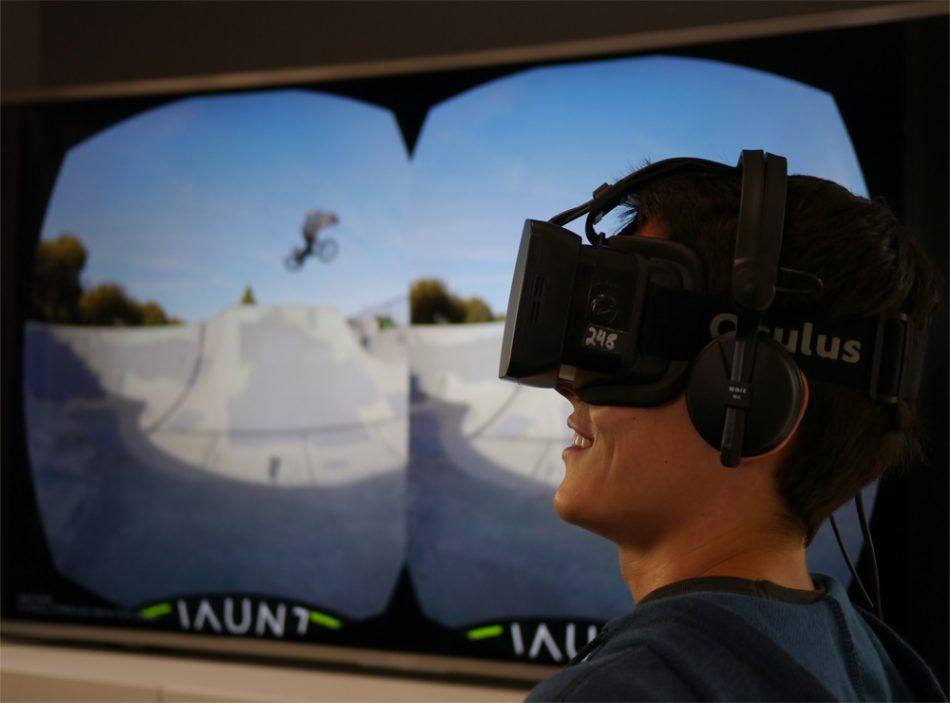 VR - Imagem via Giga Om