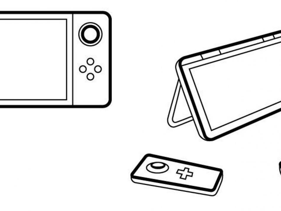 Imagem: Concept Art do Nintendo NX, via Eurogamer