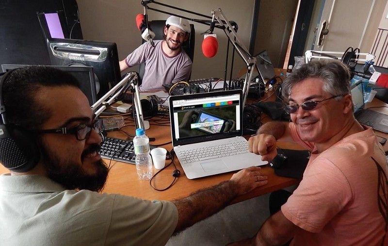 Foto: Rádio Geek