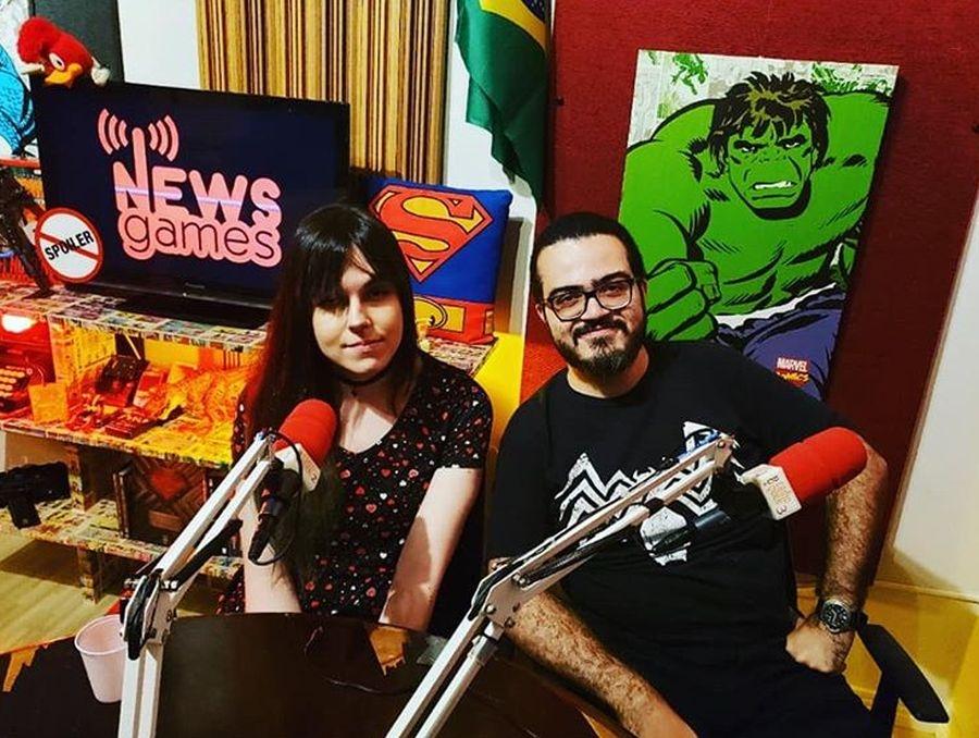 Foto: Gabriel Pazotto/Rádio Geek