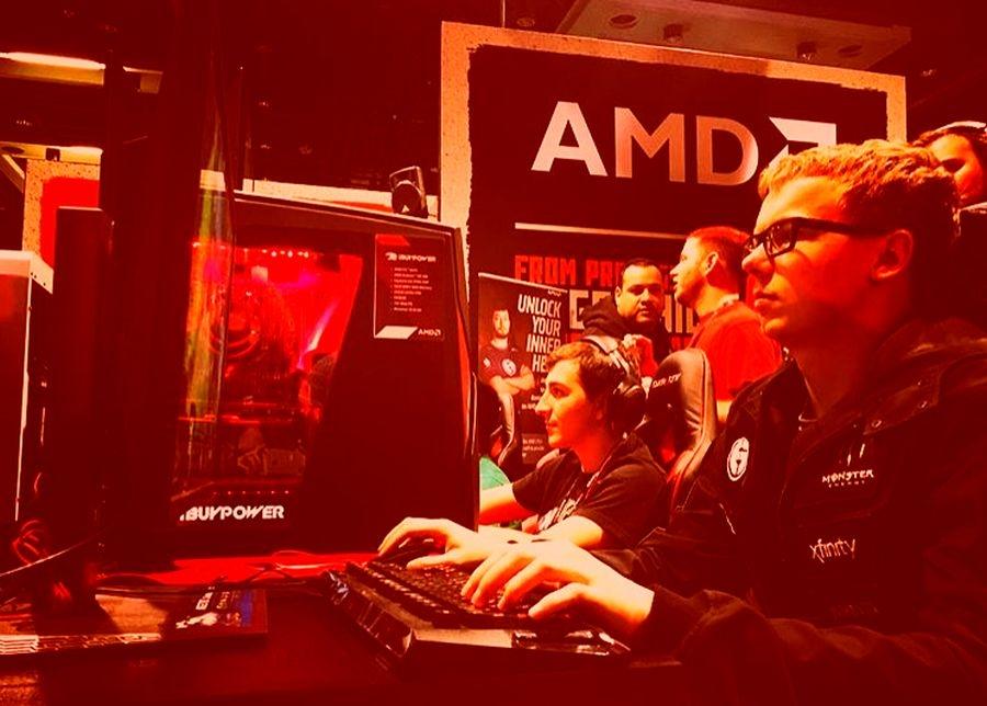 Foto: Reprodução/Instagram/AMD