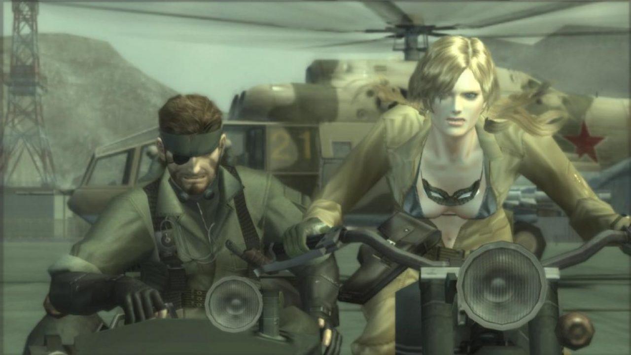 Metal Gear Solid 3 completa 15 anos - Drops de Jogos