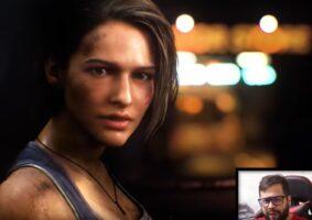 Veja Jill em Resident Evil 3 Remake