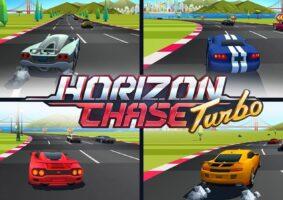 Veja o Horizon Chase Turbo