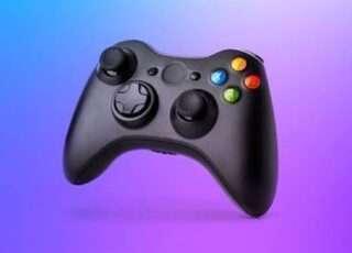 Controle de videogame