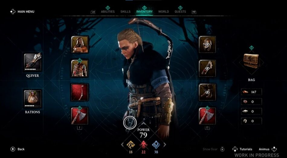 assassins creed valhalla gameplay images