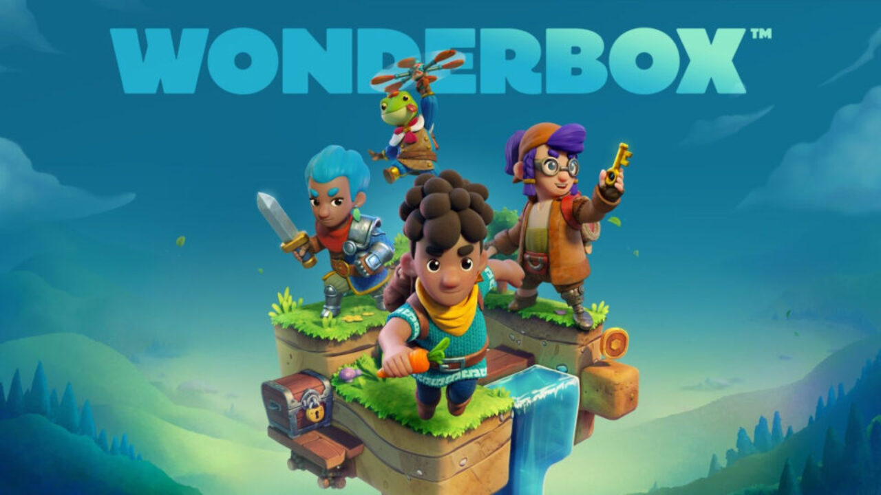 Aquiris anuncia o jogo brasileiro Wonderbox - Drops de Jogos