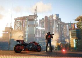 Veja Cyberpunk 2077