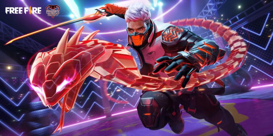 Projeto Cobra é tema de nova atualização do Free Fire - Drops de Jogos
