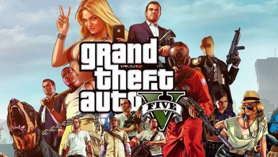 Veja GTA V