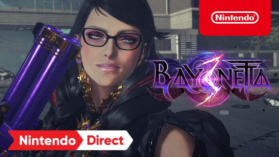 Nintendo apresenta Bayonetta 3