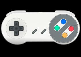 Veja o controle de videogame