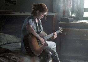 Veja Ellie em Last of Us 2