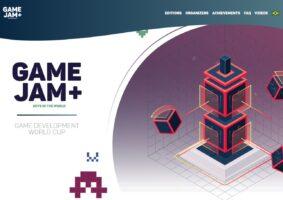 Veja a GameJamPlus