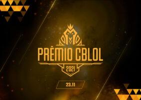 Veja o Prêmio CBLOL