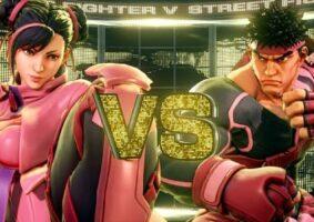 Veja Street Fighter V