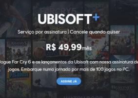 Veja a Ubisoft