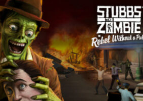 Veja Stubbs the Zombie in Rebel Without a Pulse