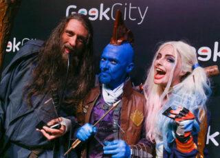 Veja o Geek City