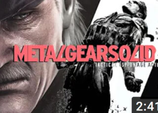 Veja Metal Gear Solid 4
